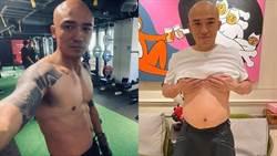 1個月狂減8kg 小馬「肥肚變8塊肌」祕訣公開