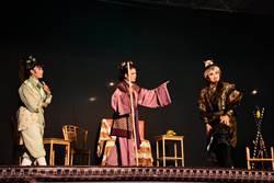 國慶之夜溪湖吹戲曲風 薪傳劇團搬演「花田錯」