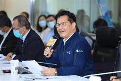 林佳龍視察高公局 感謝同仁犧牲日常撐起台灣