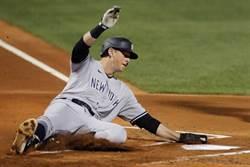 MLB》打擊王勒瑪修身價翻倍 洋基該留他?