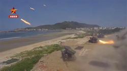專輯》解放軍演將實彈射擊 國慶後緊張升溫?