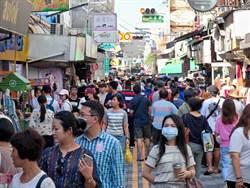 國慶焰火夯 台南單日吸引60萬遊客創新高