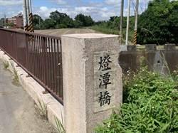 打造老街溪上游親水步道 龍潭燈潭橋段下月施作