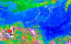 「準南卡」低壓外圍環流雨彈來襲 北北基宜4縣市大雨特報