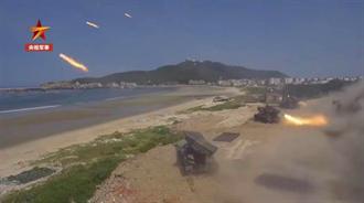 解放軍軍演越靠近台灣 13至17日再加實彈射擊