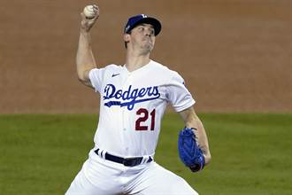 MLB》國聯冠軍戰 道奇隊伯勒、柯蕭前兩戰先發
