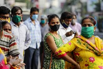 印度確診破7百萬 幾周內料超車美國成最大疫區