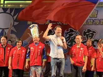 台南市韓友會滿周年 千名韓粉齊喊:東山再起!