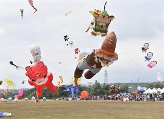 桃園星際「箏」霸戰周末中庄天空登場