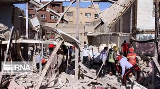 伊朗再發生城市瓦斯氣爆 5死9傷