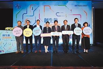 後疫時代來臨 台灣五大跨域創新 打造藍海優勢
