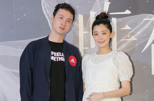 張捷和夏如芝3月登記結婚,日前升格當新手爸媽。(圖/中時資料照)