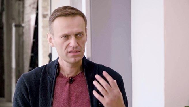 俄羅斯反對派領袖納瓦尼圖╱路透
