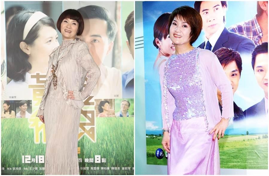 陈琼美近年除了接戏外,她也常以美魔女之姿登上节目。(图/本报系资料照片)