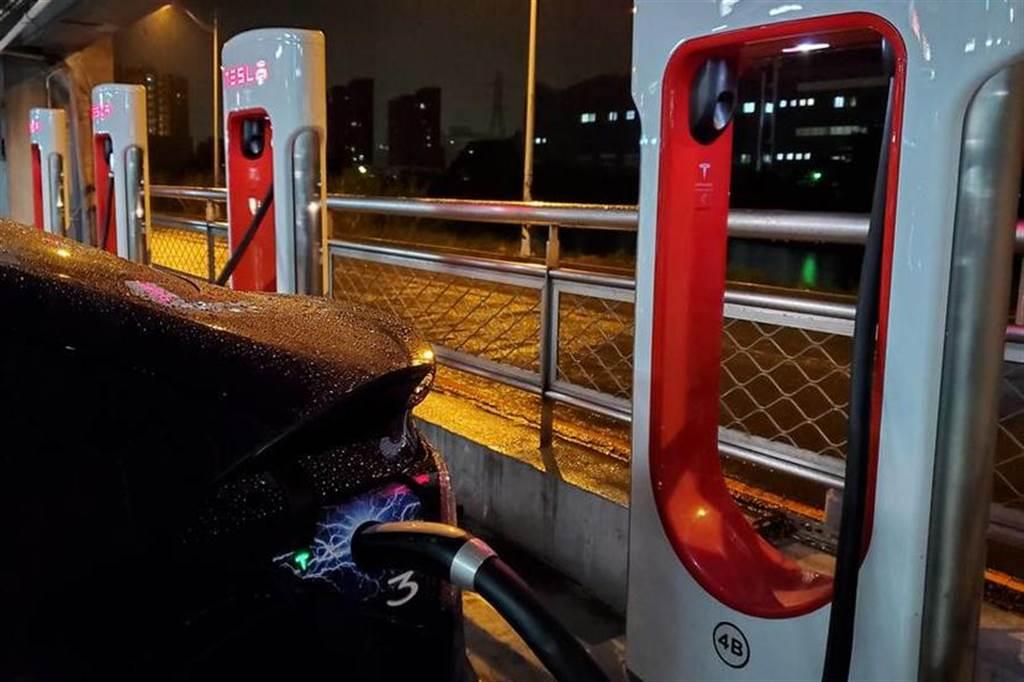 導航去超充跳出「預熱電池」是什麼意思?為什麼有時候出現、有時候不見?