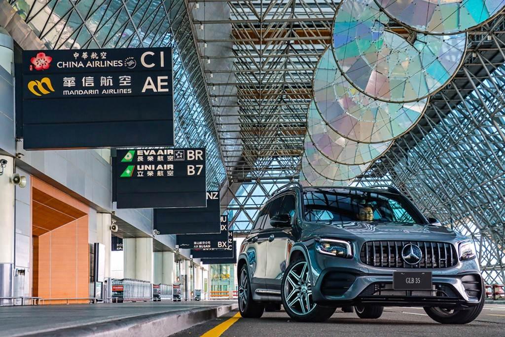蘊含矛盾性格的 5+2 跑旅!2021 Mercedes-AMG GLB 35 4MATIC