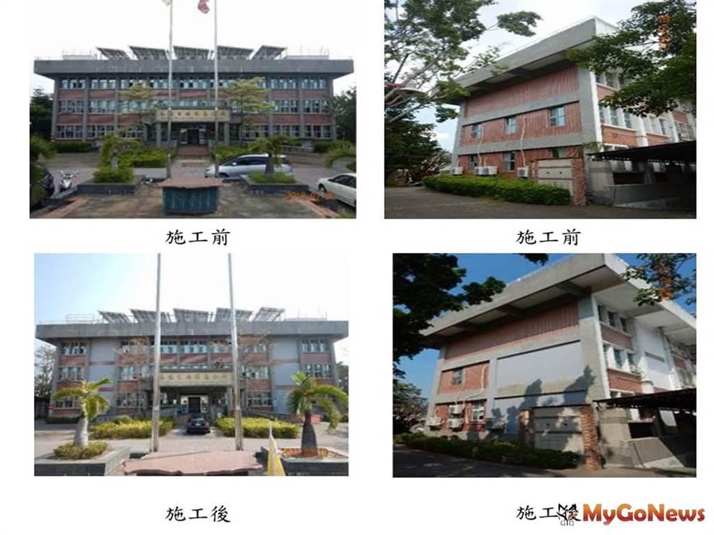 確保公共安全 前瞻助公所、集會所483處補強重建(圖:內政部)