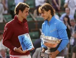 費德勒稱讚納達爾:法網13冠太強了