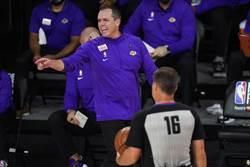 NBA》湖人總教練佛格 曾經最恨詹姆斯