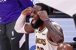 NBA》現役十大球星詹姆斯榜首 整季缺陣杜蘭特第二