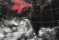 南卡外圍環流發威 北北基宜豪大雨特報 颱風再創另類紀錄