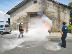 減少資收場火災 台中加強稽查