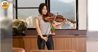 琴樂療傷1/琴音入耳淚決堤 愛的提琴手用音樂療癒「八仙」傷痛