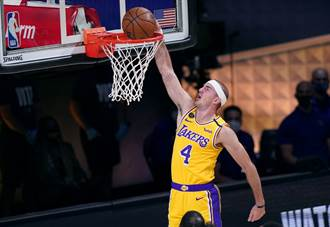 NBA》湖人變陣!卡魯索G6取代霍華先發