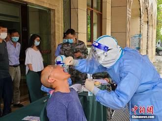 大陸昨日新增無症狀感染者32例 確診境外輸入病例21例