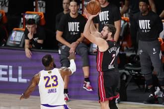 NBA》熱火主帥:卓拉吉奇凌晨傳訊要求上場
