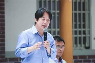 賴清德:期盼台灣自信前行 幫助需要幫助的國度