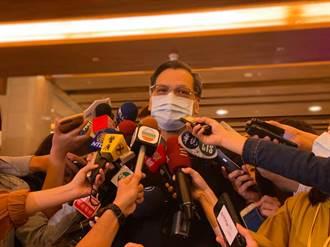 央視播出李孟居「台諜」案 陳明通籲對岸停止政治炒作