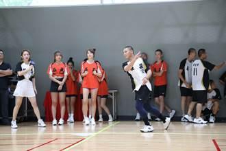 棒球》首屆五人制棒球 13日新莊體育館開賽