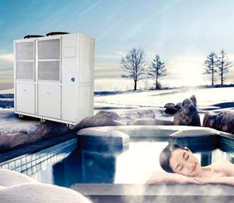 堡達CO2熱泵熱水機 節能好選擇