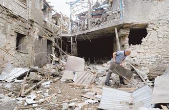 高加索戰爭的土俄外交