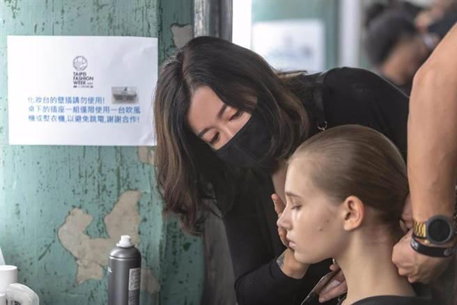 賴曼琳積極爭取國際曝光與交流。(圖片來源:Romana提供)
