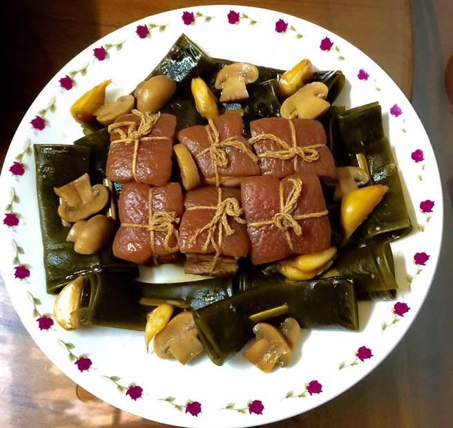 台灣豬肉品質優良,且不含瘦肉精,是消費者首選。(廖志晃攝)