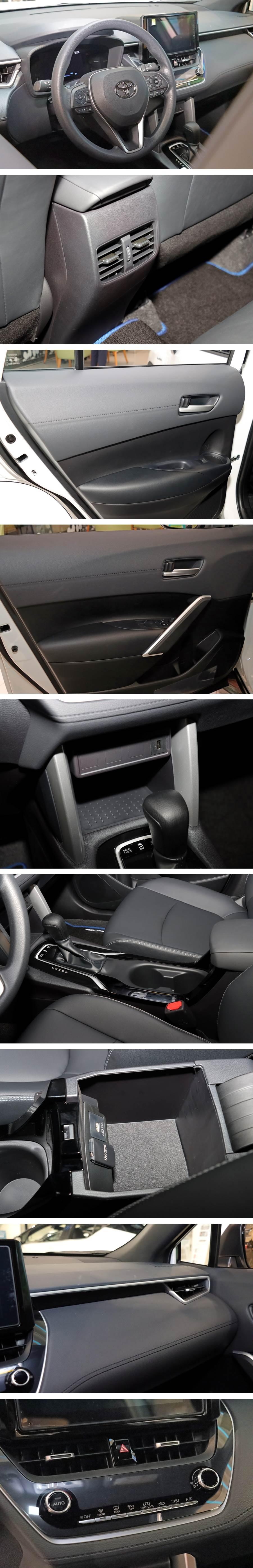 10/12 上市前最後衝單!國產小型 SUV 殺手 Toyota Corolla Cross 展示間實拍