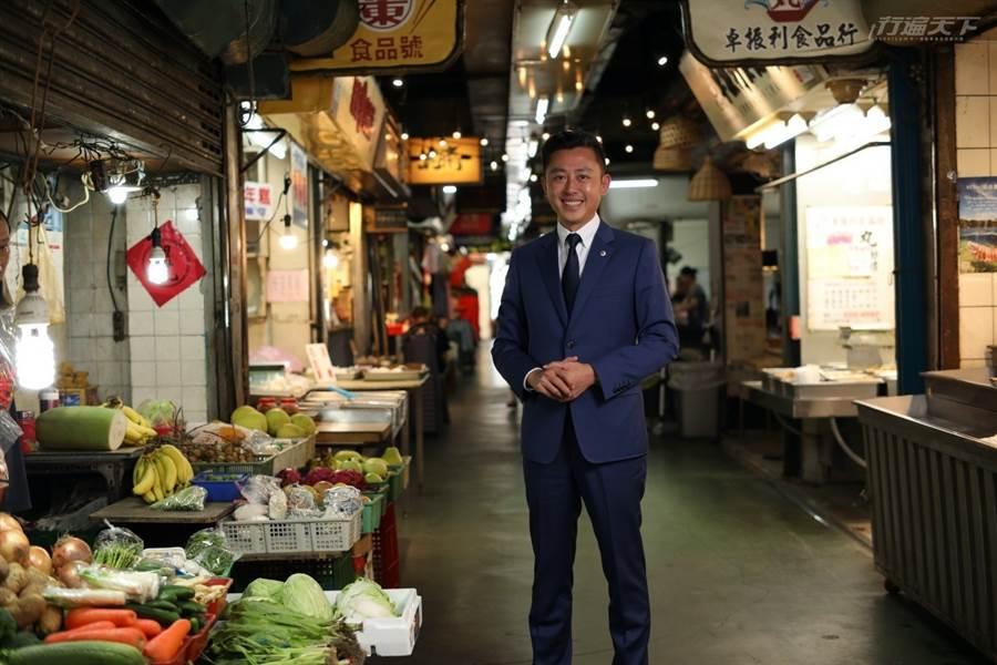 在年輕人陸續進駐後,東門市場變得更活絡且魅力十足,也是市長林智堅推薦的舊城散步亮點。(圖/行遍天下提供)