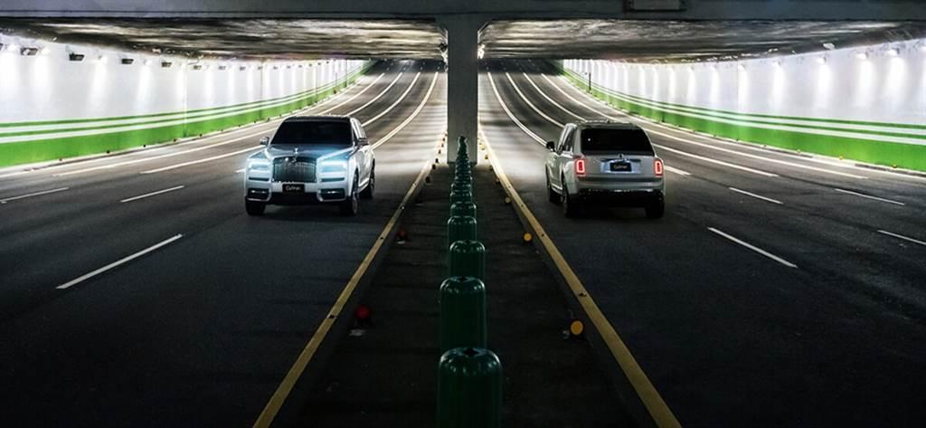 Rolls-Royce Cullinan深入台灣秘境,探尋台灣在地美景