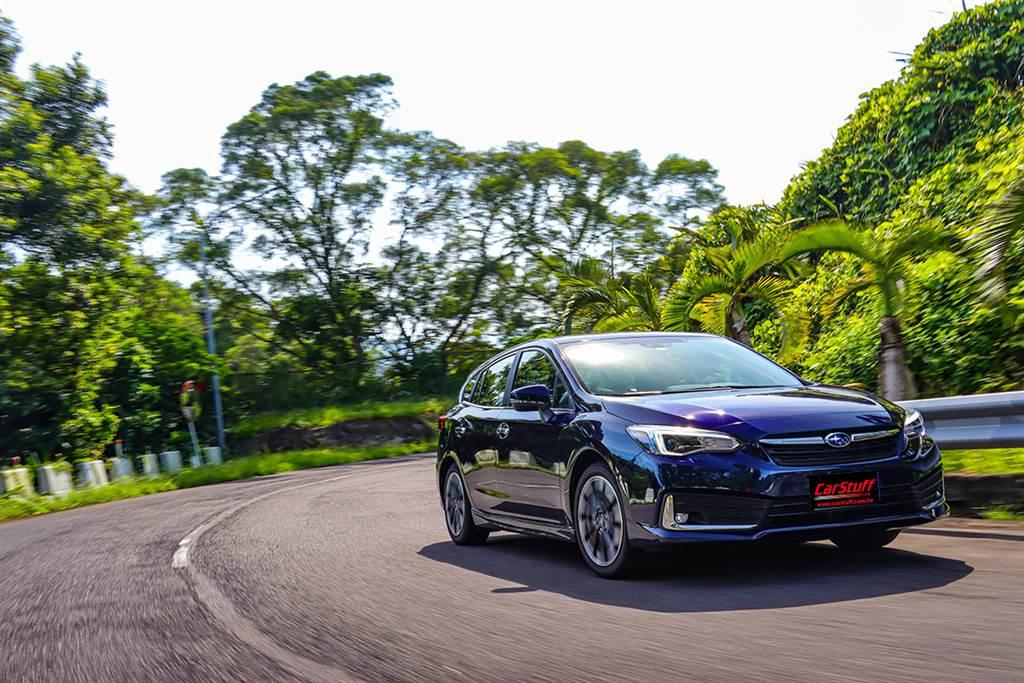 新世代的卓越價值,2020 Subaru Impreza 1.6 i-S EyeSight