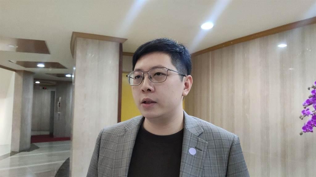 民進黨籍桃園市議員王浩宇。