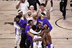 NBA》湖人雙王摘冠 巴克利2018年就料到