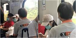 搭火車遇變態伯「不自然姿勢」摸大腿 她哭喊:只能穿長褲了