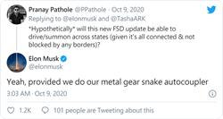 特斯拉獵奇「蛇型充電槍」是認真的!馬斯克:未來量產為 FSD 無人駕駛車輛自動充電