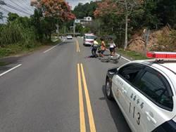 男子騎單車倒臥路中鮮血直流 民眾嚇壞急報警