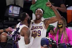 NBA》川普酸湖人奪冠:「只有中國人在看」