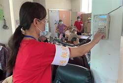 提升救災救護品質 養護機構消防演練加強使用E化平板