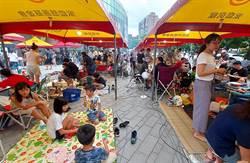 永慶房屋參與近七百場中秋活動 提供超過1500頂帳篷相助