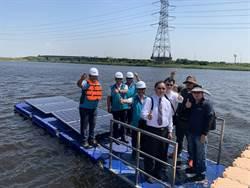 燁輝水面型太陽能光電發電系統 三優勢提升性能